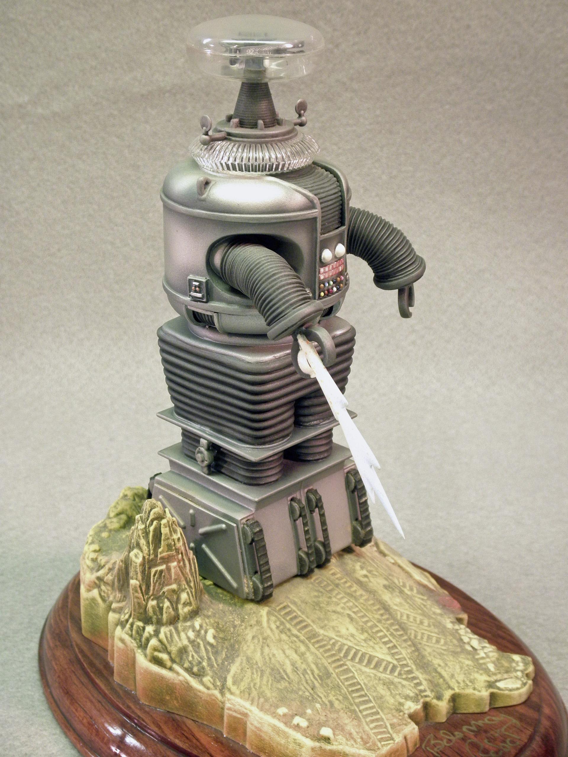 LiS Robot Full Right
