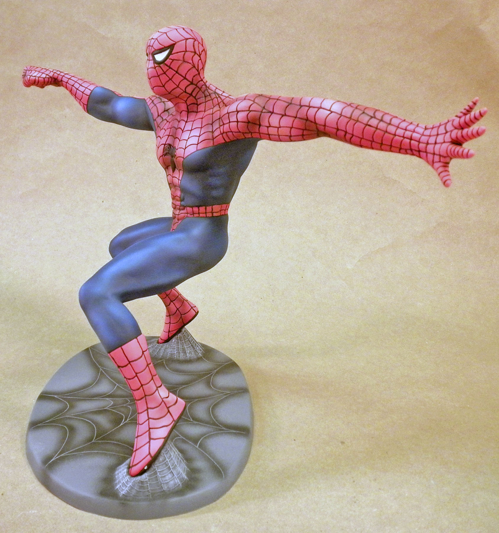 MPC Spider-man, Left