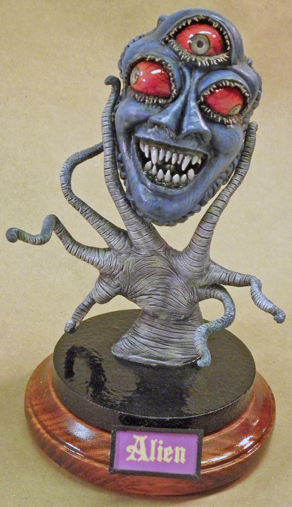 Haunted Glo-Heads!