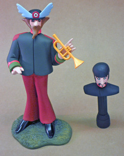 Ringo in Disguise, Full