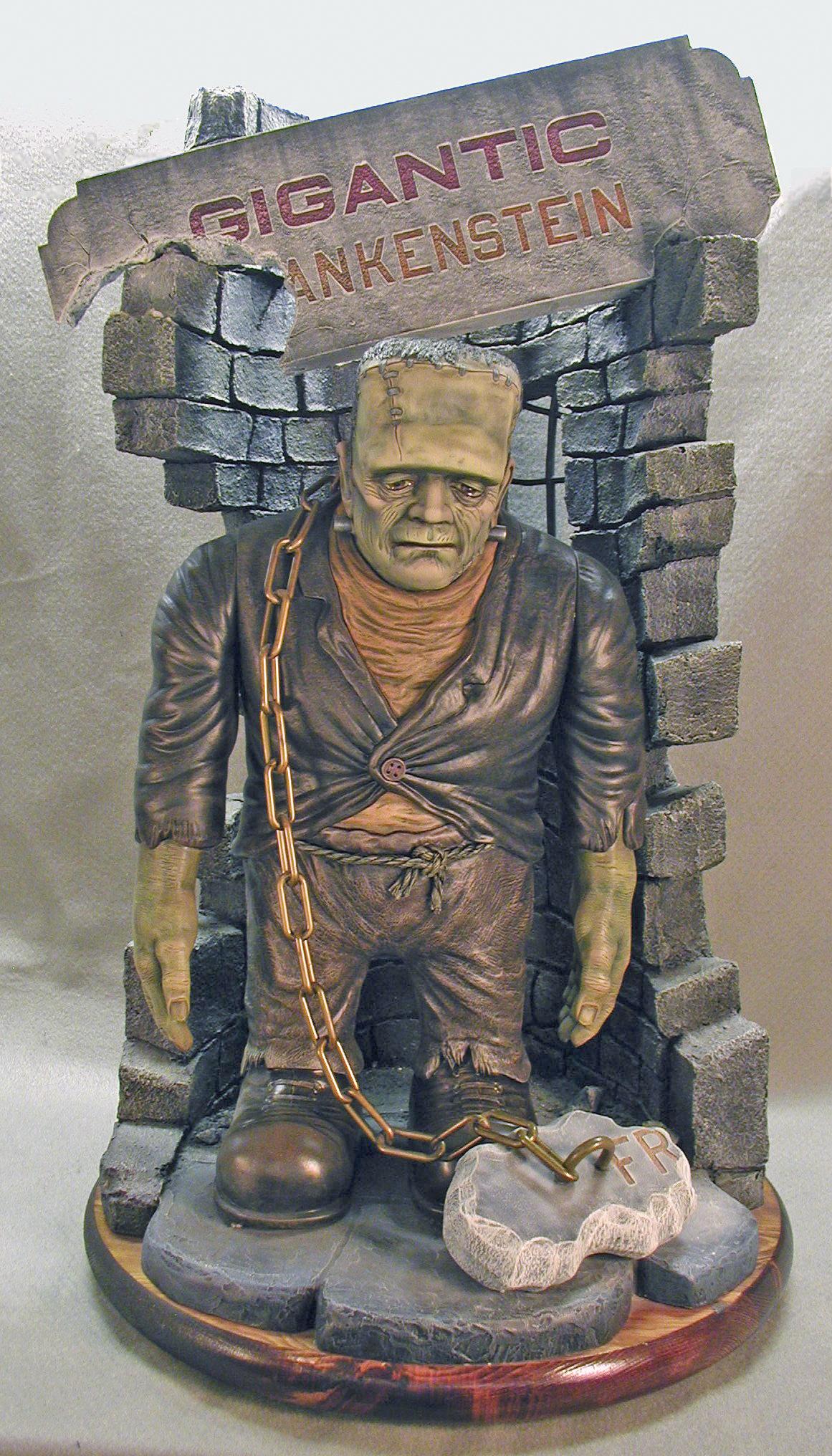 Gigantic Frankenstein