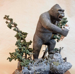 Kong Right Side
