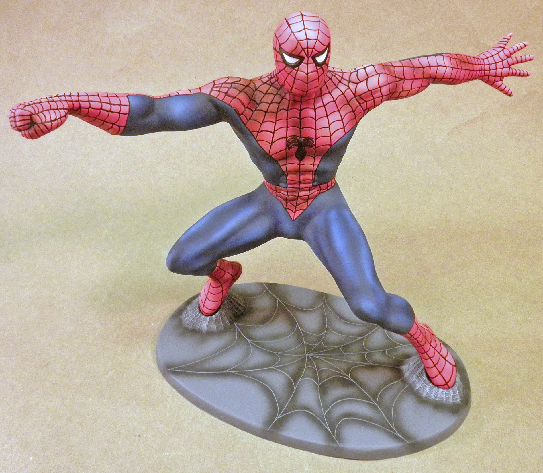 MPC Spider-man, Front
