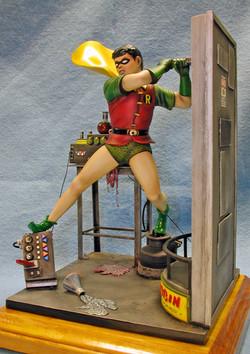Robin & Back of Control Panel