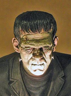 Frankenstein Replacement Head