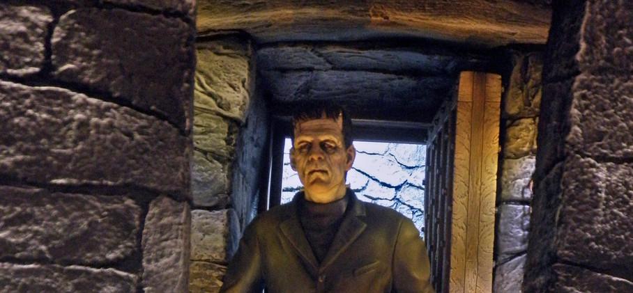Moebius Frankenstein, Close Up