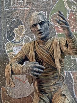 The Mummy's Hand, Close Up