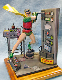 Robin, the Boy Wonder