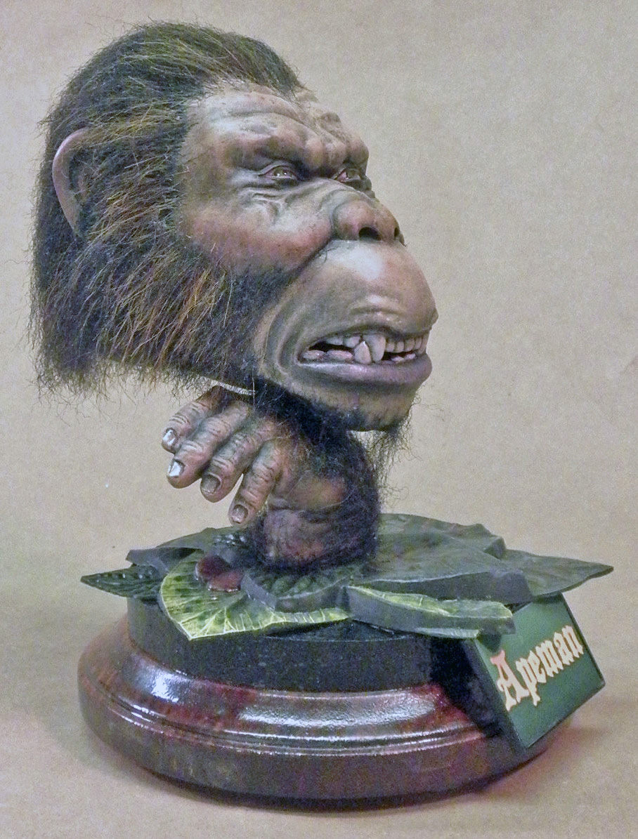 HGH Apeman Right