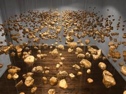 Gold Rush (custom installation)