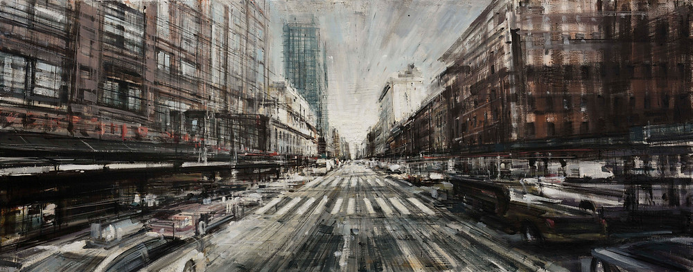 """Third Avenue"" by Valerio D'Ospina"
