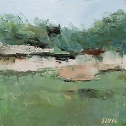 Early Spring Marsh II
