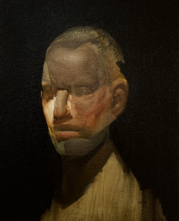 Portrait Study 3-28-18