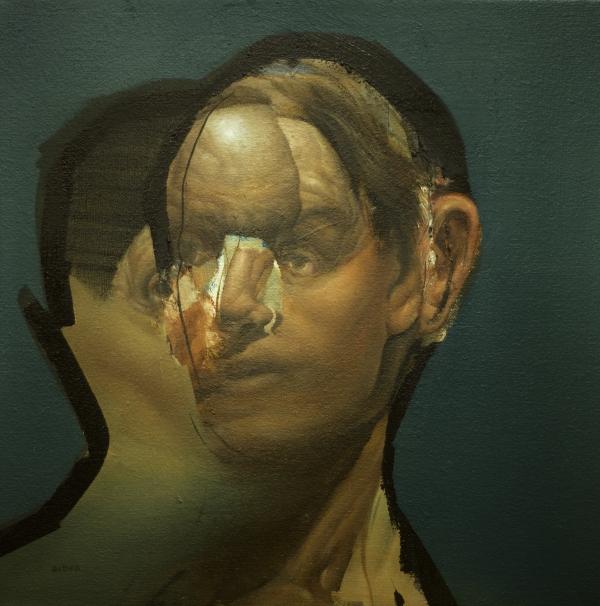 Portrait Study 10-9-17