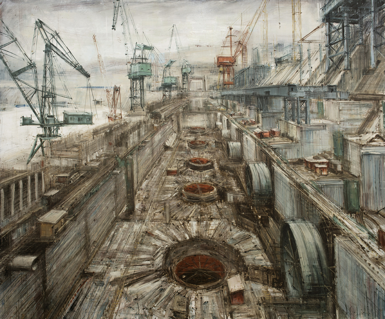 Hydroelectric Dock