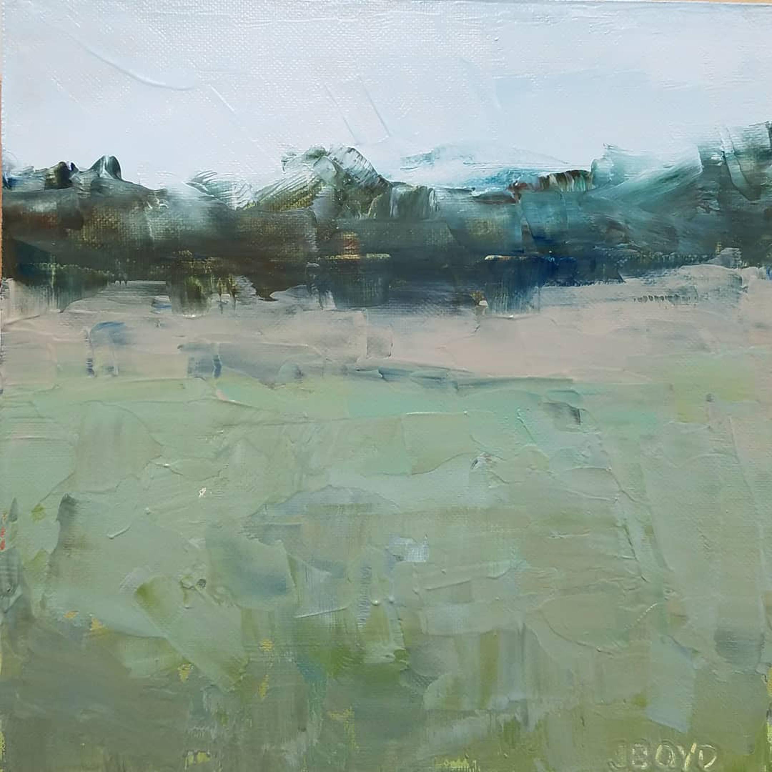 Early Spring Marsh I