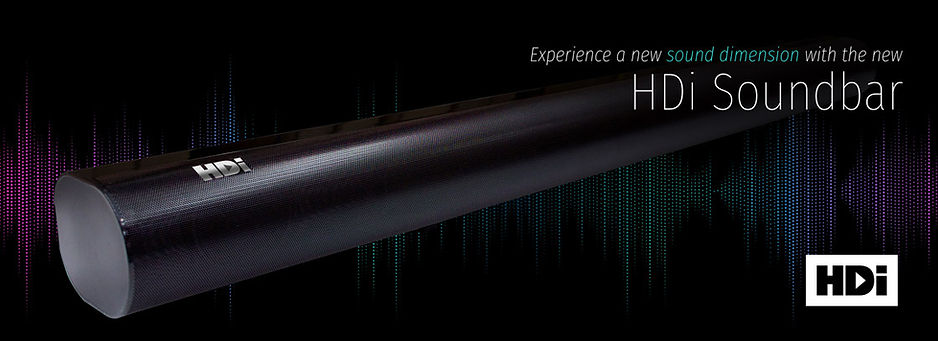HDI Soundbar
