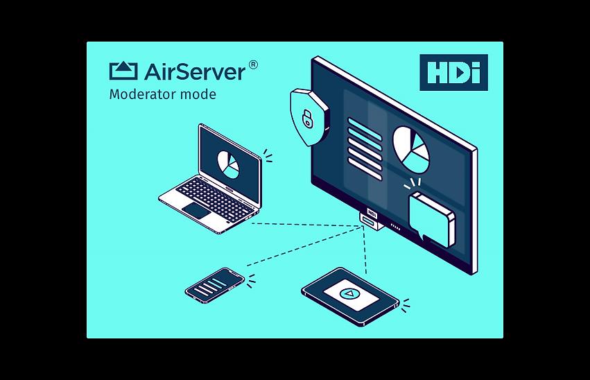 AirServer Moderator
