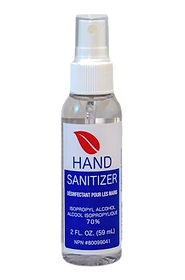 Hand Sanitizer Personal