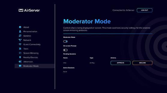 Moderator Instructions1