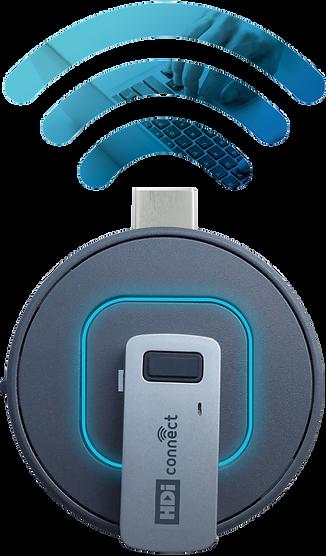 Wireless touch