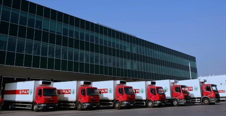 Grafična oprema kamionov
