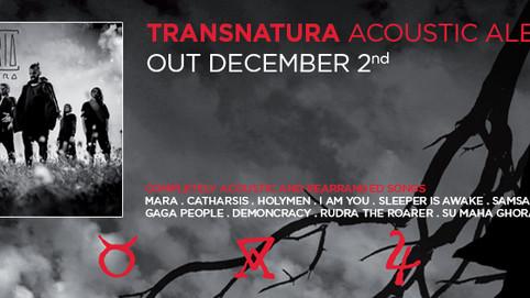TRANSNATURA release date!