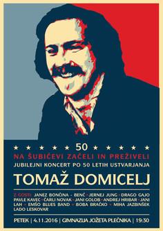 Tomaž Domicelj - 50 let