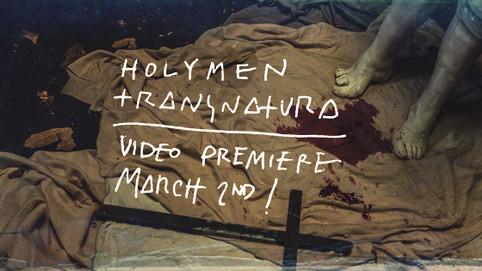 2 days 'till HOLYMEN video premiere!