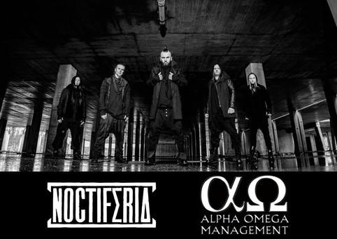 NOCTIFERIA Sign With ALPHA OMEGA Management