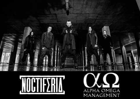 NOCTIFERIA Sign With ALPHA OMEGA Management