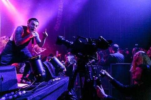 PAX live (full show reprise) - Tonight 23:05 @ RTV SLO 2