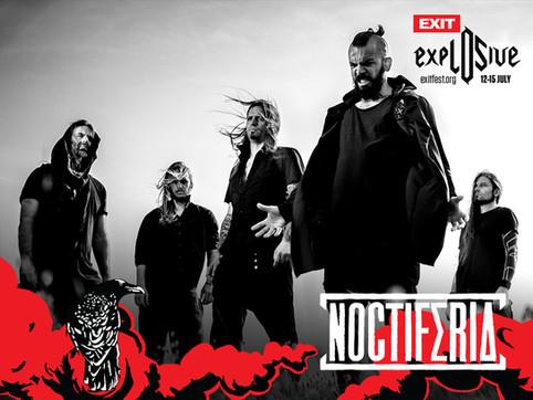 Noctiferia confirmed for EXIT fest!