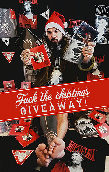 Fvck the christmas GIVEAWAY