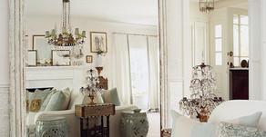 Uso de espelhos para decorar ambientes