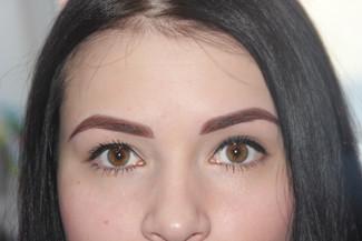 Перманентный макияж (татуаж бровей, губ, ресниц)