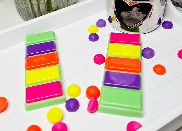Fruit Inspired Snap Bars