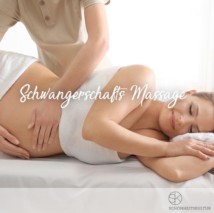 Schwangerschfaftsmassage