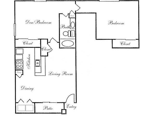 B1 layout