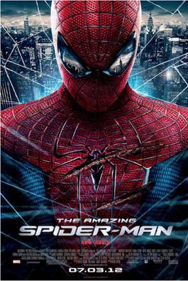 Spiderman Set Design