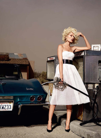 Model Fashion Design