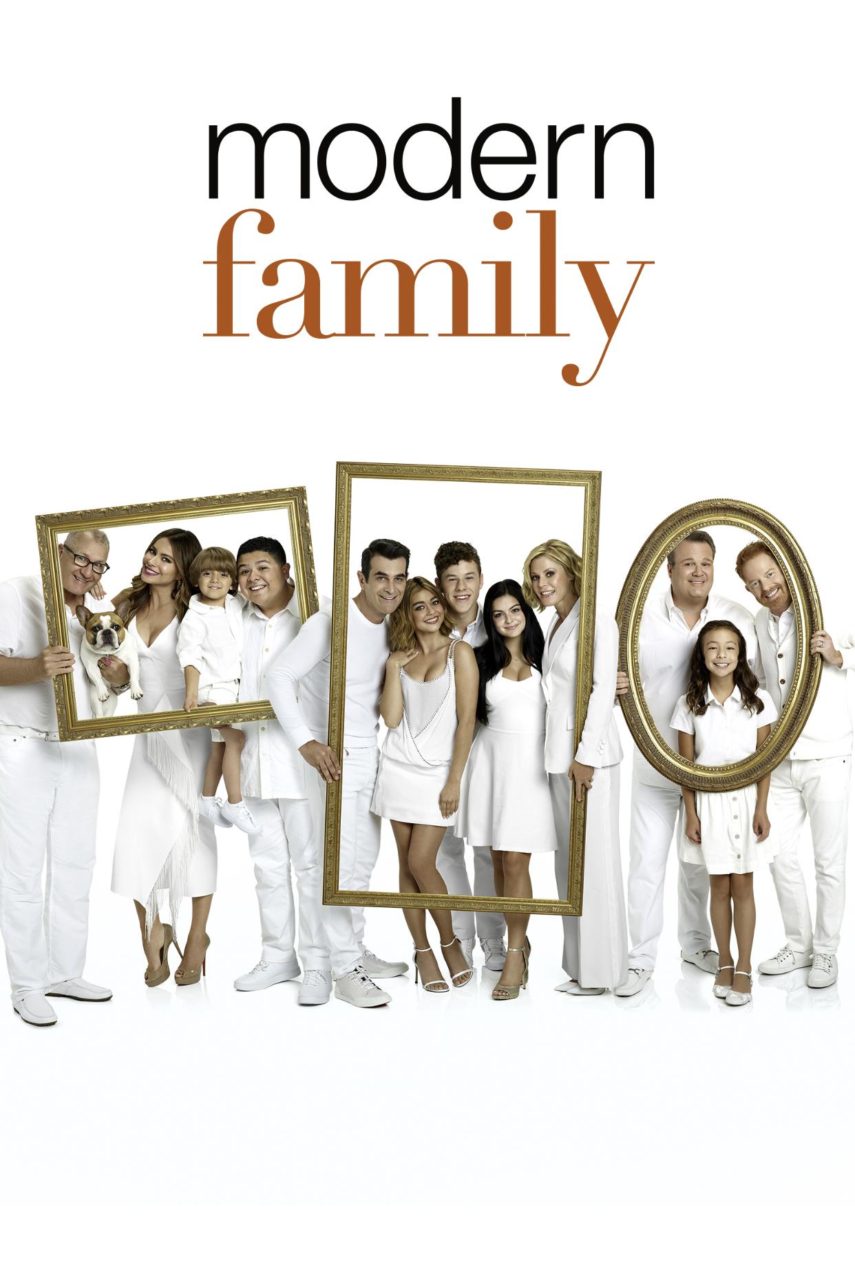 Modern Family - Edward Murphy