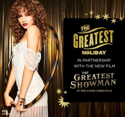 Zendaya Greatest Showman