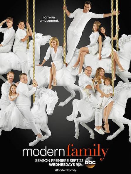Modern Family Advertisement