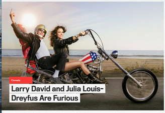 Larry David Julian Louis-Dryfus