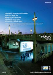 Nokia Advertisement
