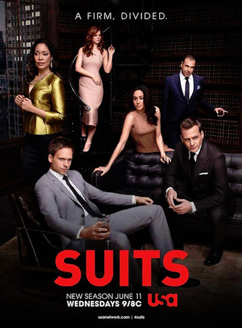 Suits Advertisement