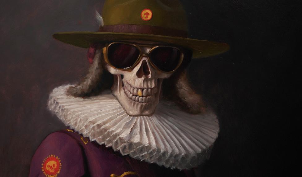 Voodoo Ranger Portrait. New Belgium Brewing Co