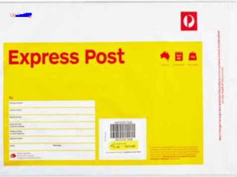 Express Post Upgrade Option