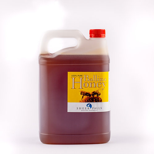 7kg Gerry Can Pure Raw Ballina Honey